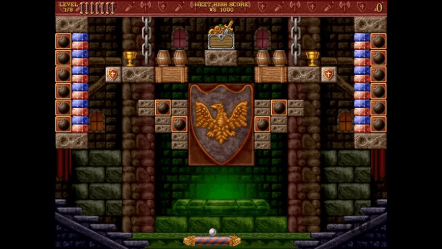 Bricks of Camelot for Mac - review, screenshots