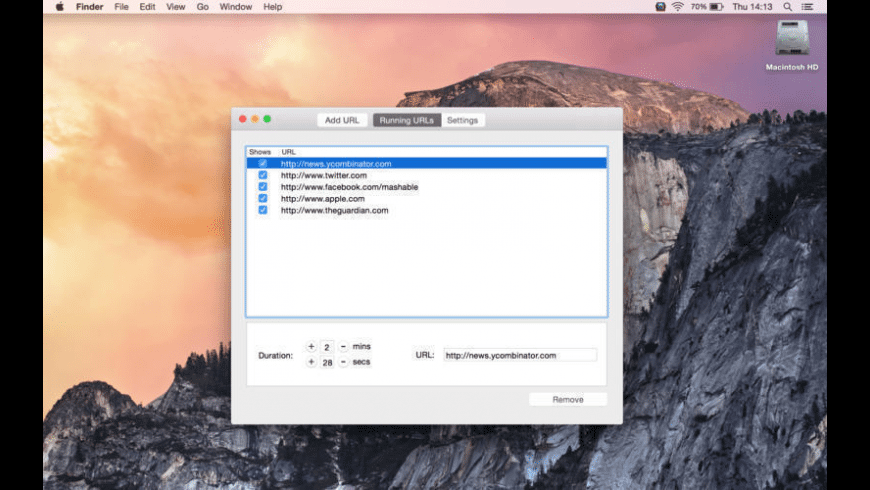 Desktopr for Mac - review, screenshots