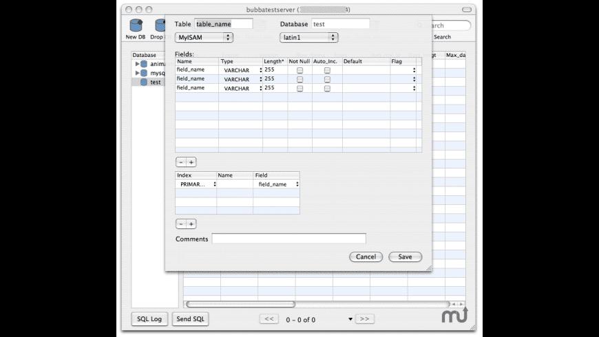 Interrogate for Mac - review, screenshots