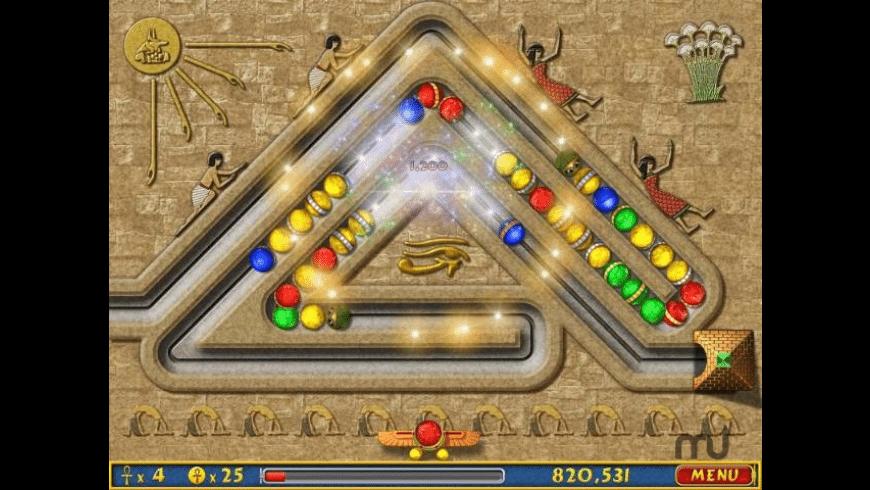 Luxor for Mac - review, screenshots