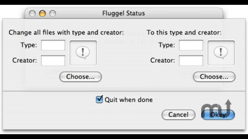 Fluggel for Mac - review, screenshots