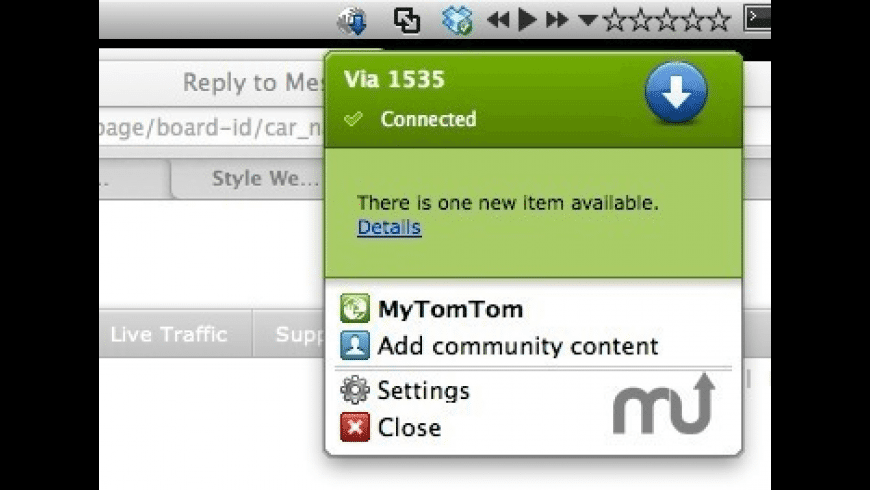 MyDevice Connect for Mac - review, screenshots