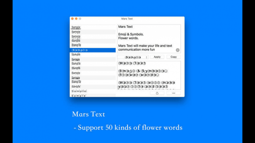Mars Text for Mac - review, screenshots