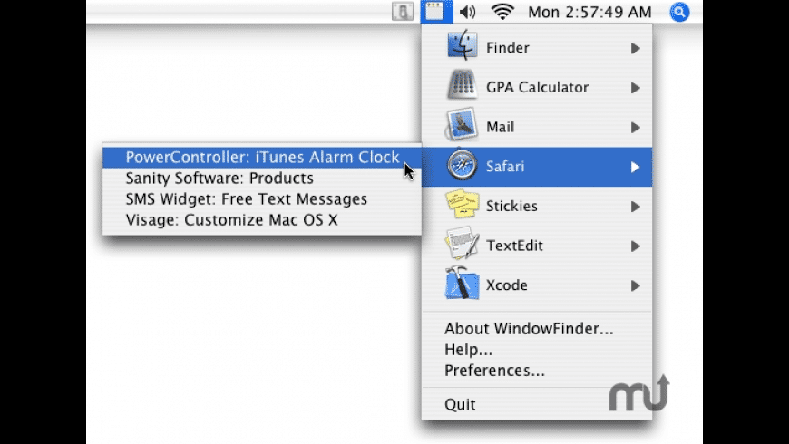 WindowFinder for Mac - review, screenshots