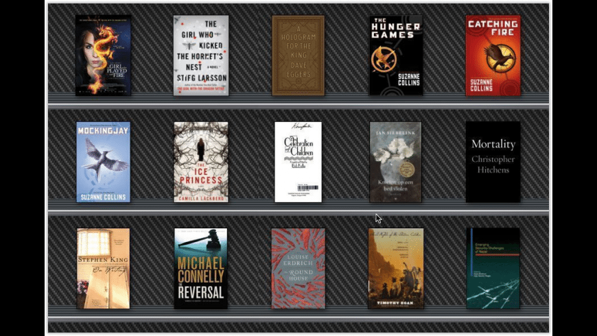 Book Collector for Mac - review, screenshots