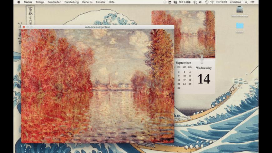 Calarty Claude Monet for Mac - review, screenshots
