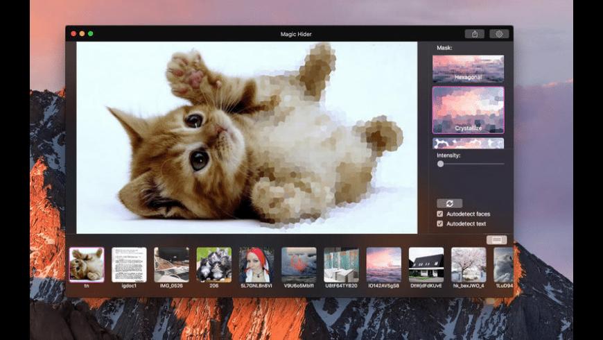 Magic Hider for Mac - review, screenshots