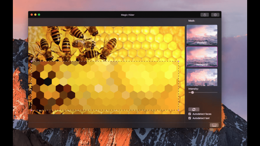 Magic Hider for Mac - review, screenshots