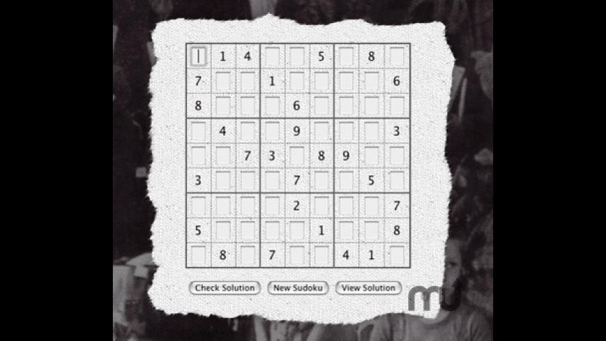 Sudoku Fun for Mac - review, screenshots