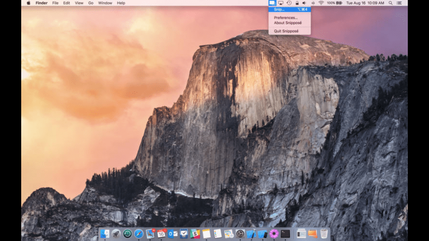 Snippose for Mac - review, screenshots