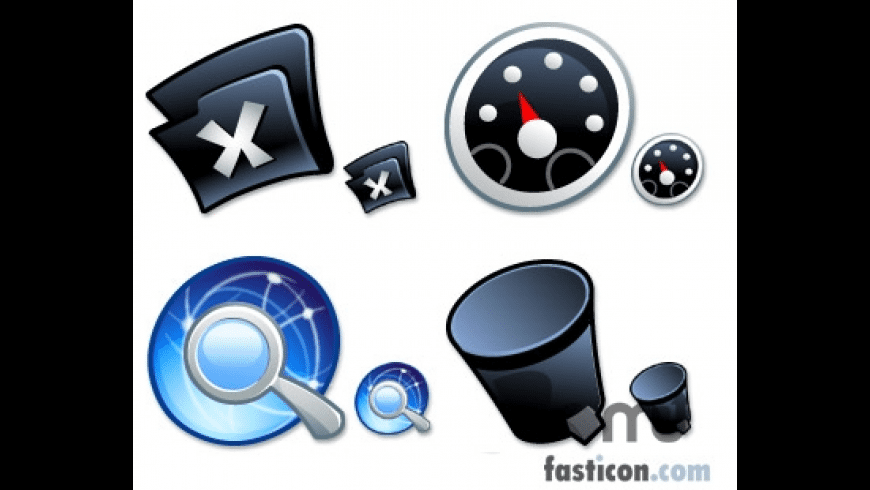 Comic Tiger Icons for Mac - review, screenshots