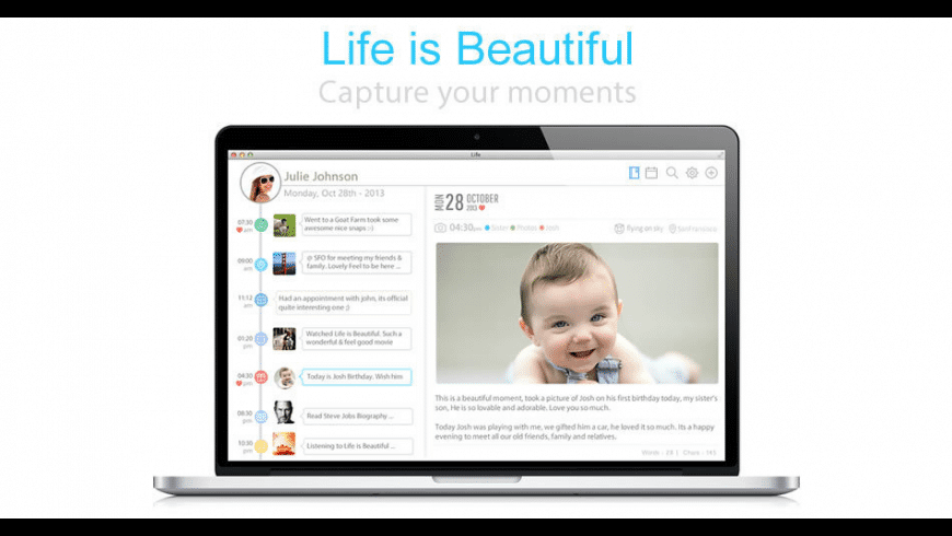 Life for Mac - review, screenshots
