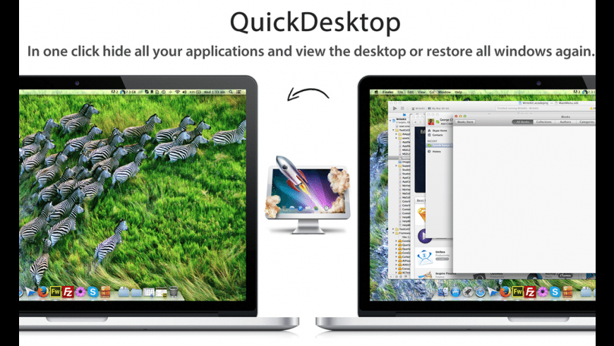 Quick Desktop for Mac - review, screenshots