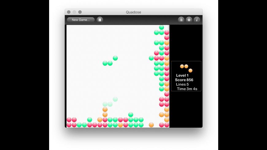 Quadose for Mac - review, screenshots