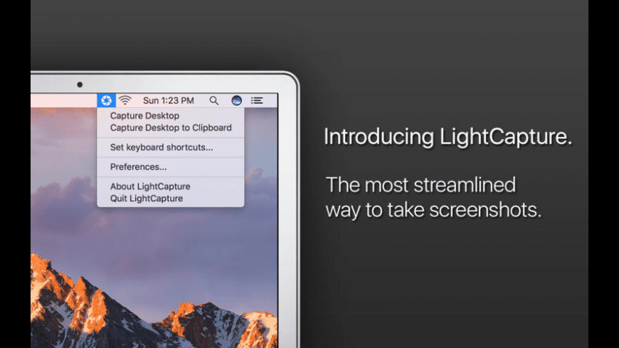 LightCapture for Mac - review, screenshots
