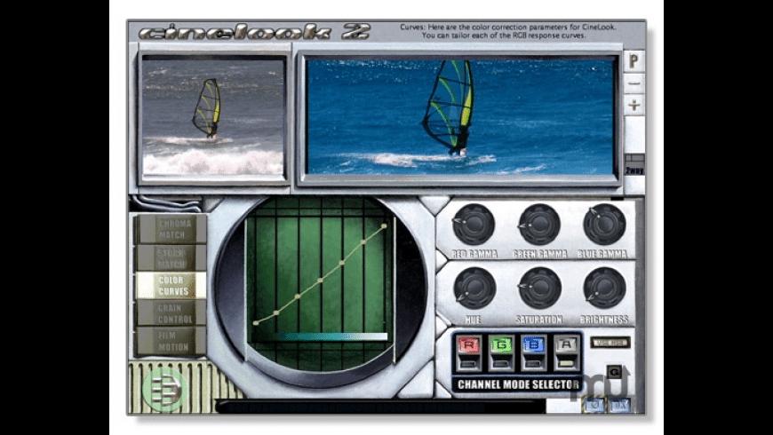 Cinelook for Mac - review, screenshots