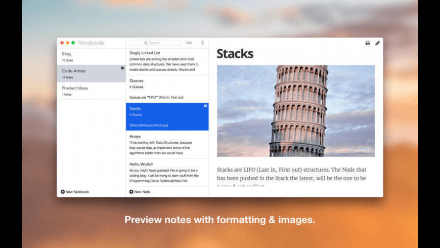 Falcon for Mac - review, screenshots