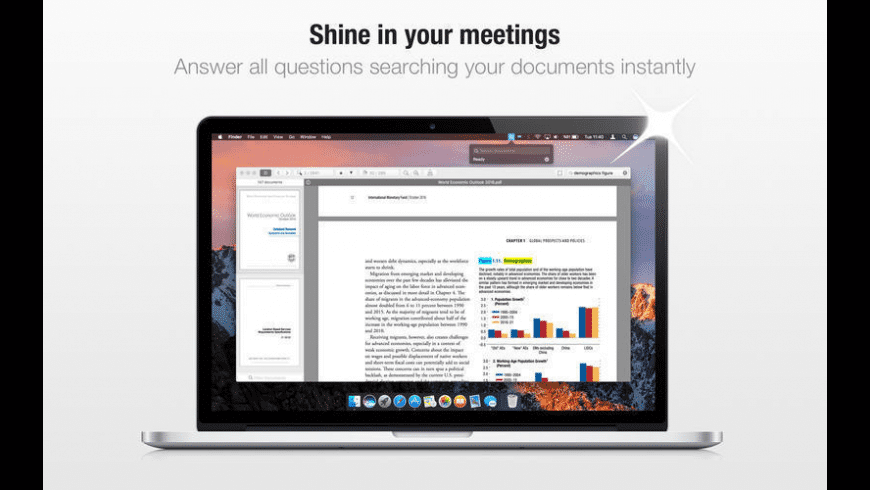 Doclight for Mac - review, screenshots