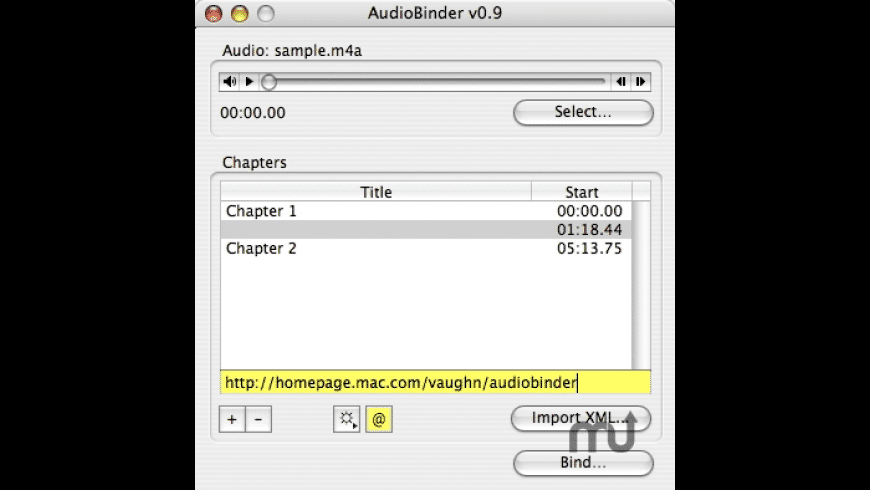 AudioBinder for Mac - review, screenshots