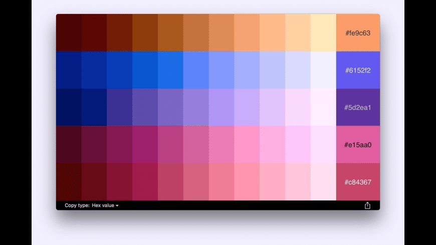 Chroma for Mac - review, screenshots