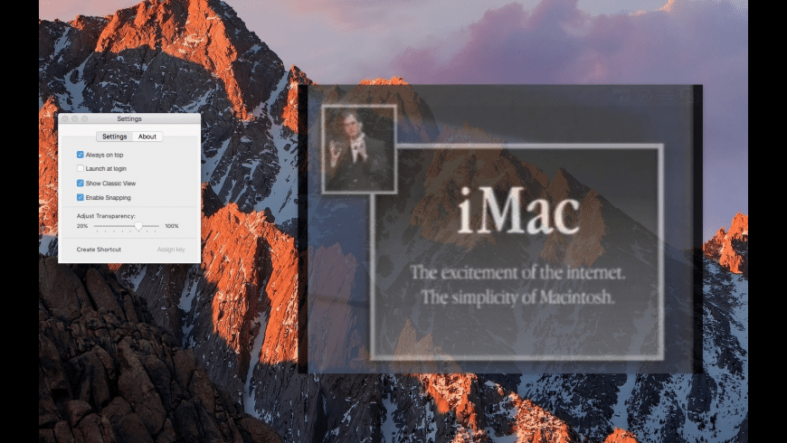 Vdomint for Mac - review, screenshots