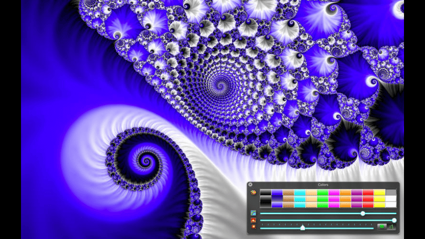 Magic Fractals for Mac - review, screenshots