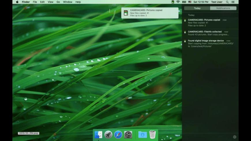 PictureDownloader for Mac - review, screenshots