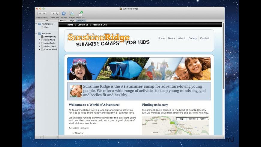 Freeway Express for Mac - review, screenshots