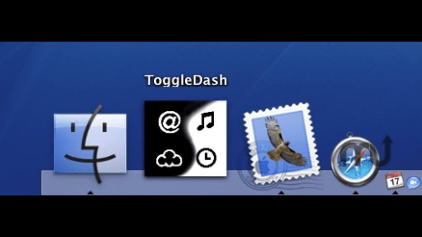 ToggleDash for Mac - review, screenshots