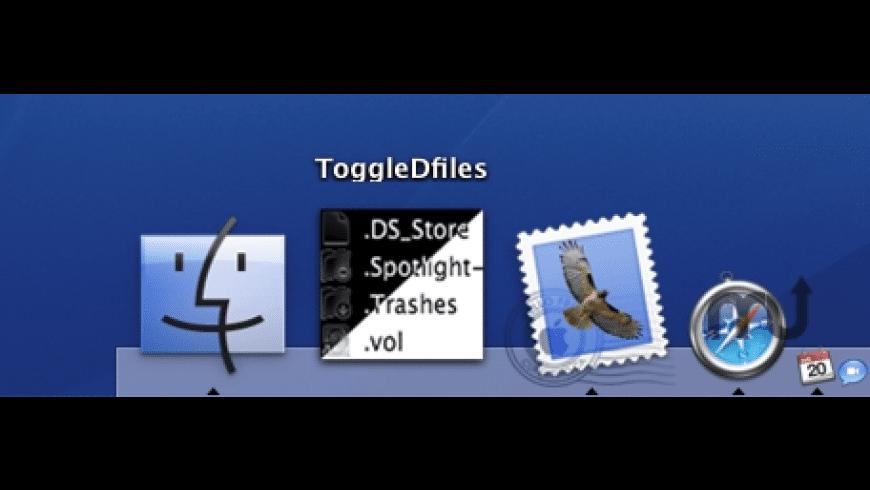 ToggleDfiles for Mac - review, screenshots