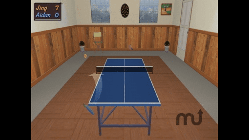 Table Tennis Pro for Mac - review, screenshots