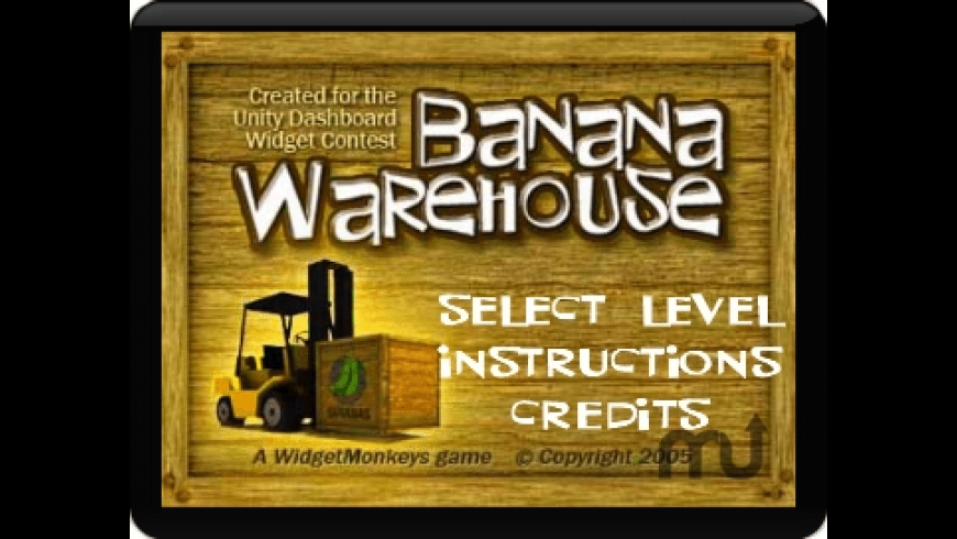 Banana Warehouse for Mac - review, screenshots