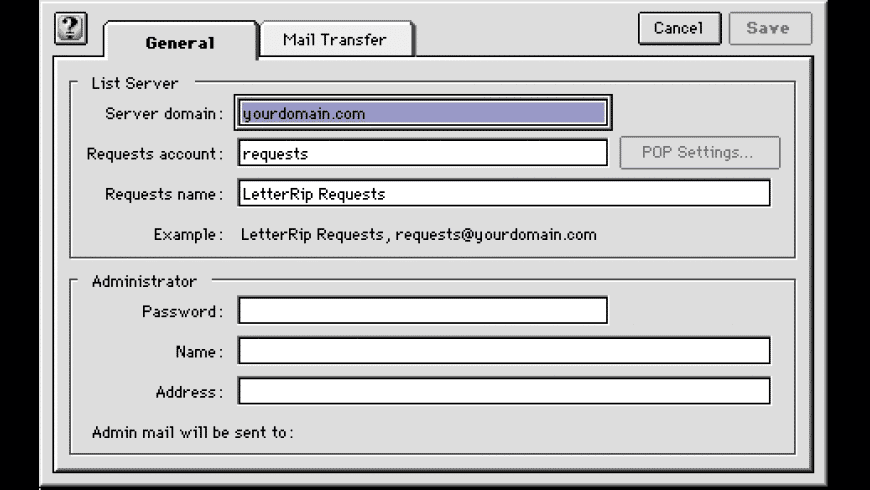 LetterRip Pro for Mac - review, screenshots