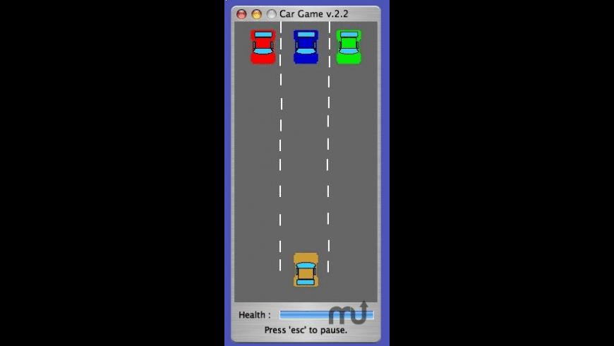 Car Game for Mac - review, screenshots