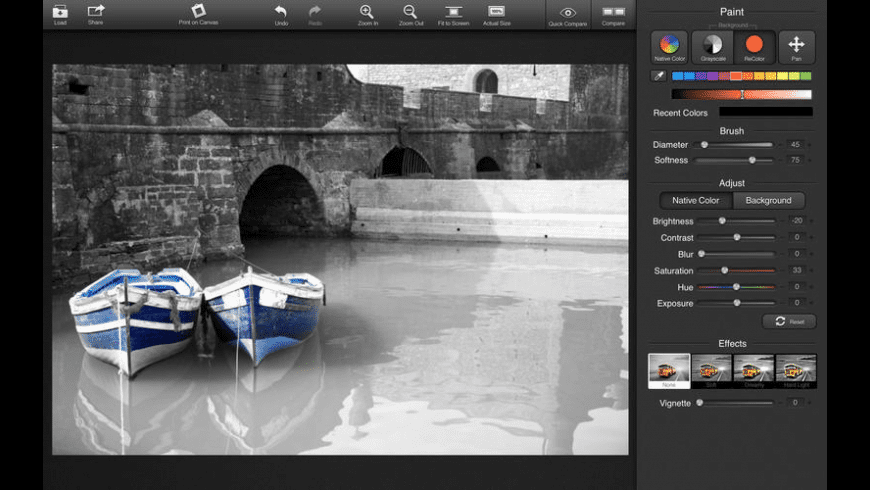ColorStrokes for Mac - review, screenshots