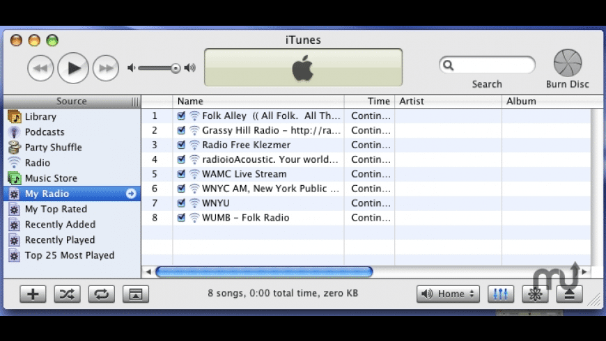 SmoothTunes for Mac - review, screenshots