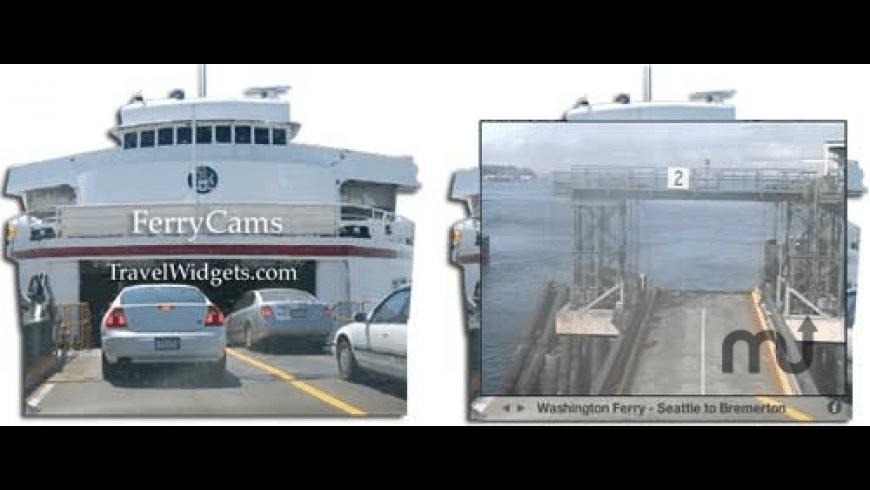 Washington Ferry Cams for Mac - review, screenshots