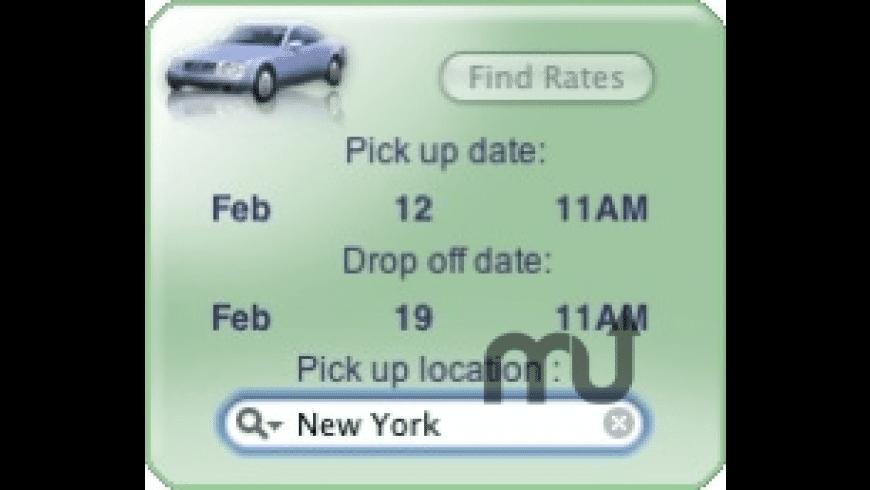 Car Rental for Mac - review, screenshots