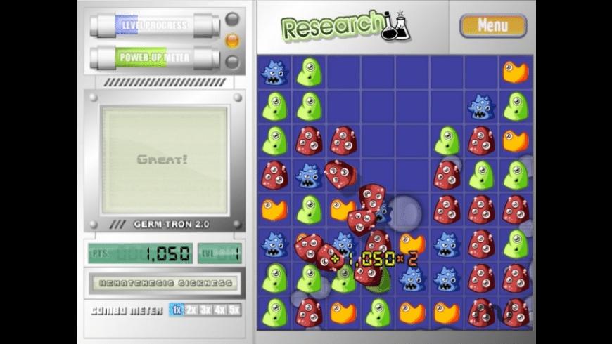Dr.Germ for Mac - review, screenshots