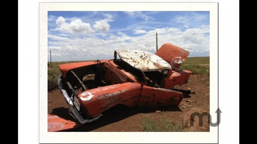 Postcards Par Avion for Mac - review, screenshots