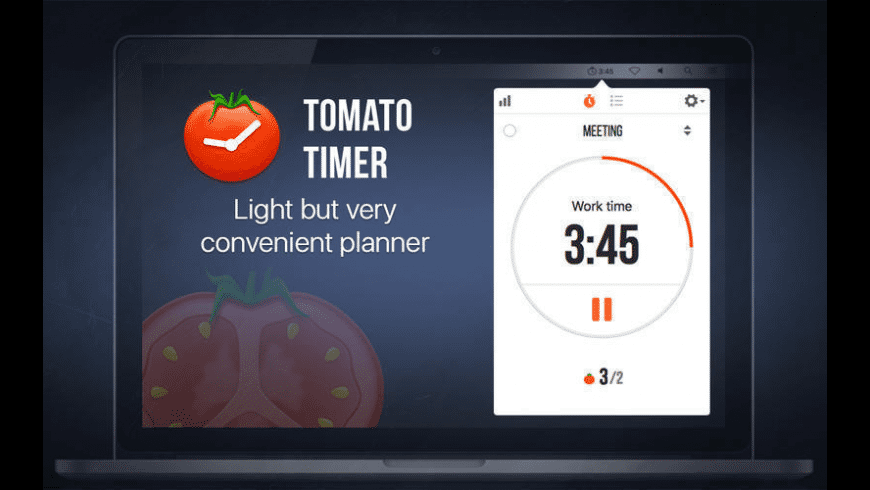 Tomato Timer for Mac - review, screenshots