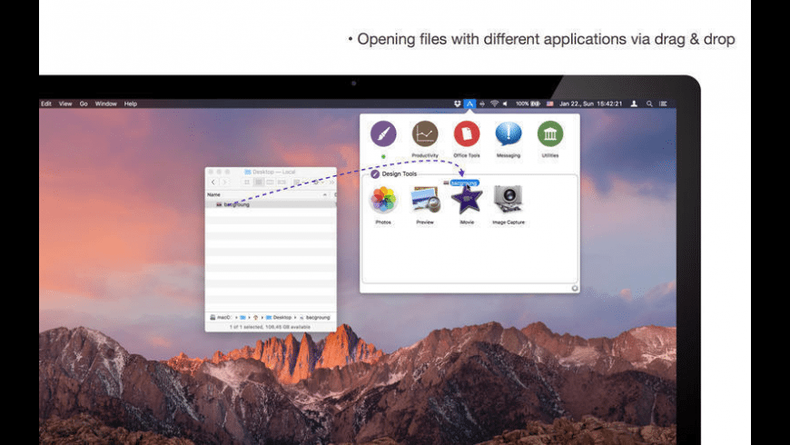 AppStarter for Mac - review, screenshots
