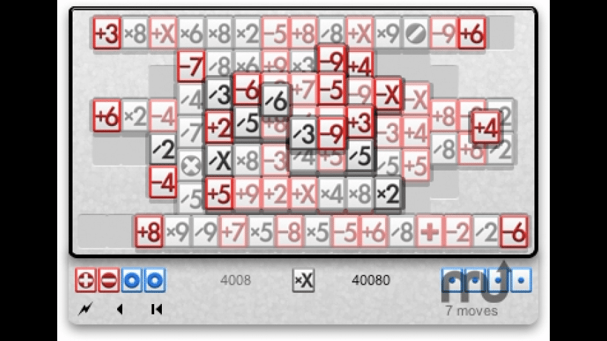 Tile Game mini for Mac - review, screenshots