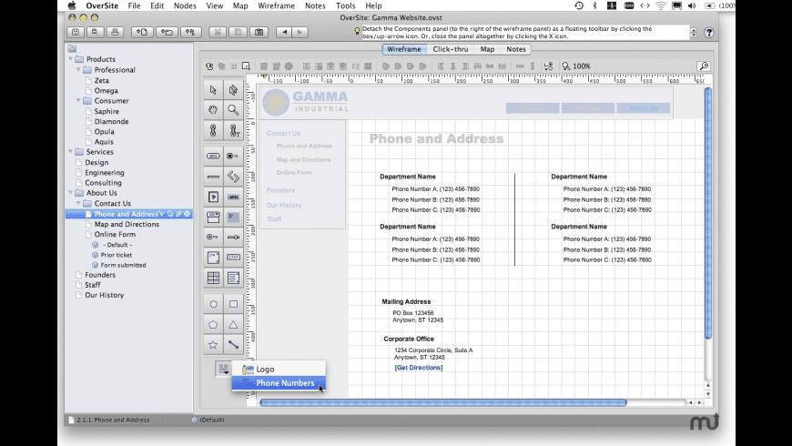 OverSite for Mac - review, screenshots