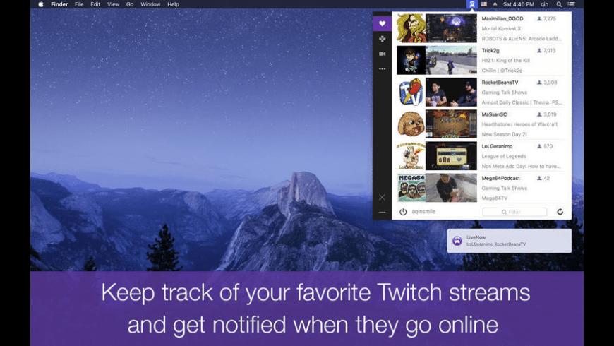 LiveNow for Mac - review, screenshots