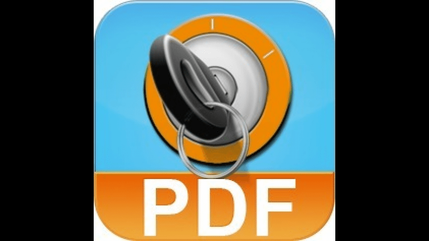 Coolmuster PDF Password Remover for Mac - review, screenshots