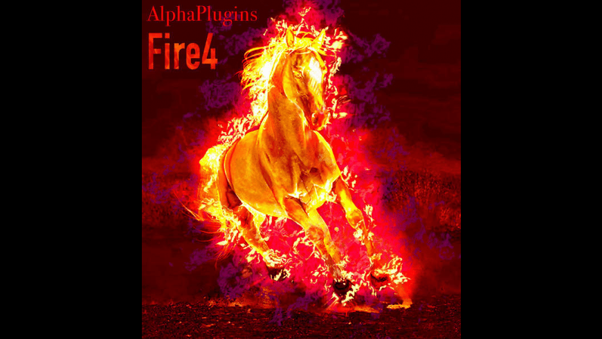 AlphaPlugins FireFor for Mac - review, screenshots