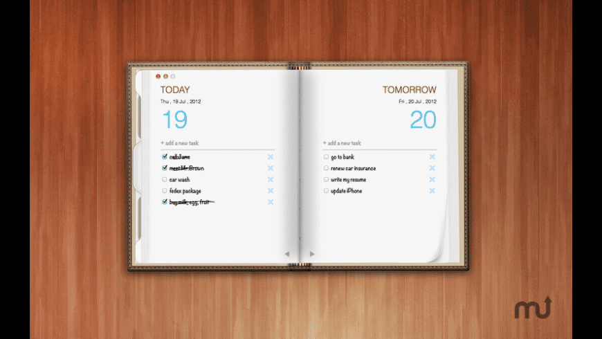 DailyDo for Mac - review, screenshots