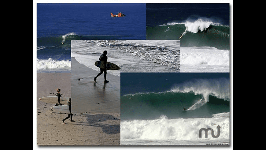 Mavericks Big Wave Surf Competition for Mac - review, screenshots