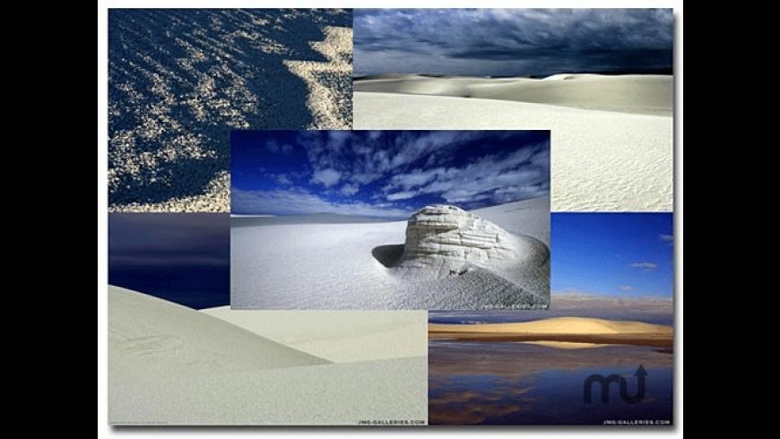 White Sands Screen Saver for Mac - review, screenshots
